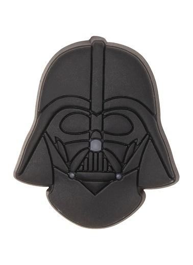 Crocs Jibbitz Star Wars Darth Vader Helmet 10007238 Renkli